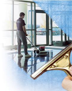 Commercial Cleanlg Services Surey